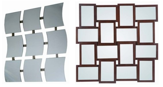 The Rocco Contemporary Mirror From Ify