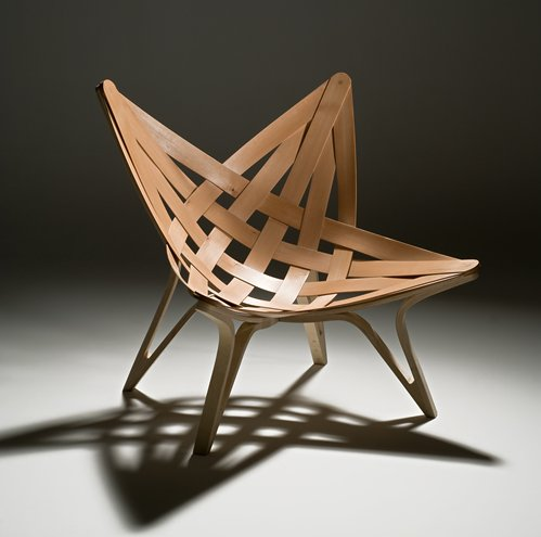 Seating from ifda 2008 contemporist for Chaise yoda