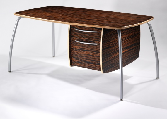 Contemporary Desk from Knu