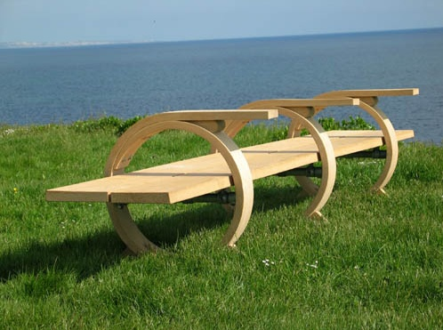 Three Ring Bench