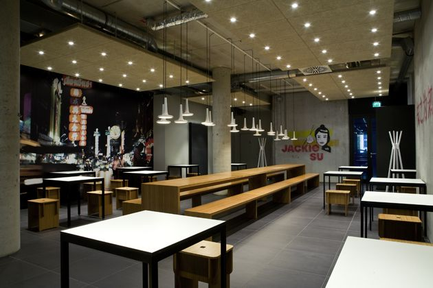 Jackie Su Restaurant Interior by RAUMINRAUM » CONTEMPORIST