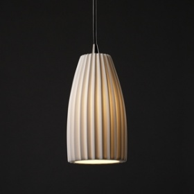 Tapered Cylinder Pendant