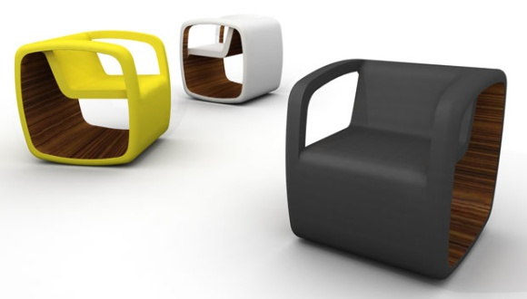 The Rocking Cube Chair