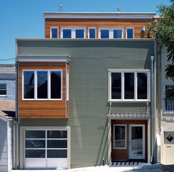 Modern San Francisco House