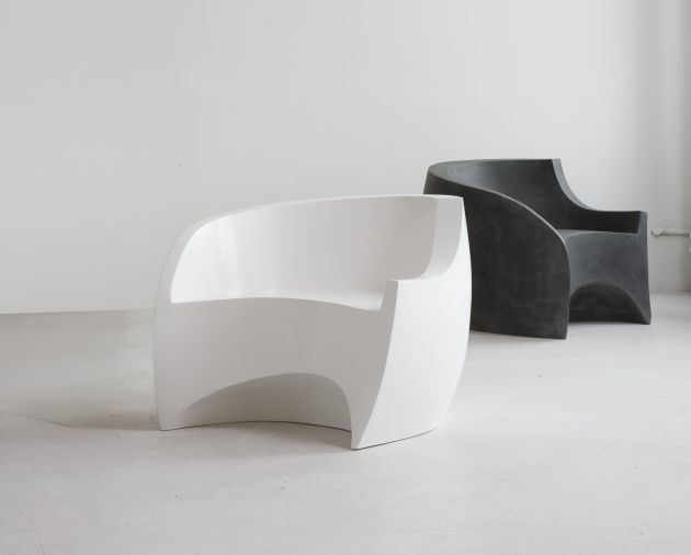 the fiberglass chair by vladimir kagan and ralph pucci contemporist