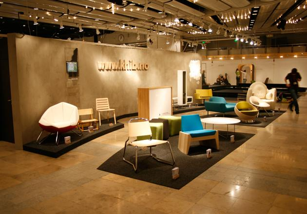KHiB Design Students At The 2009 Stockholm Furniture Fair