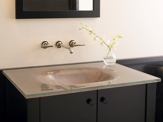 New Glass Bathroom Sinks From Kohler » CONTEMPORIST