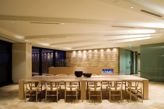 Office interior inspiration from hassel architects for Interior design agency brisbane