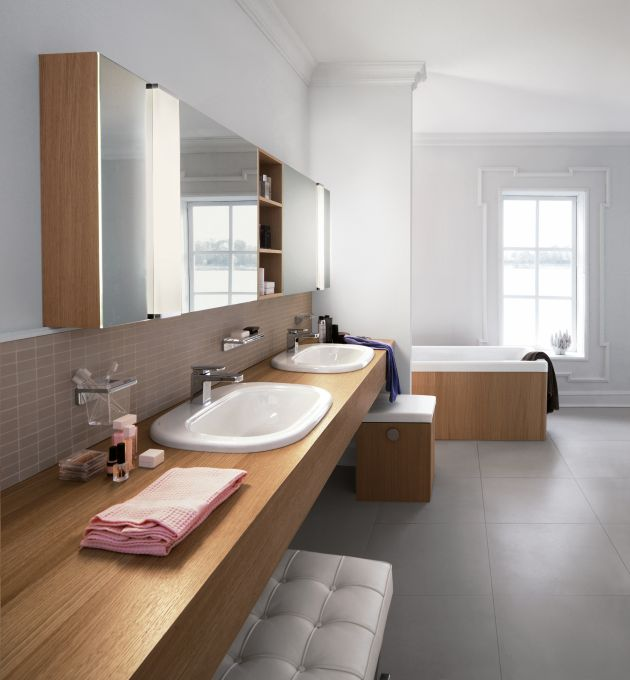 Contemporary Bathroom Inspiration from Laufen � CONTEMPORIST