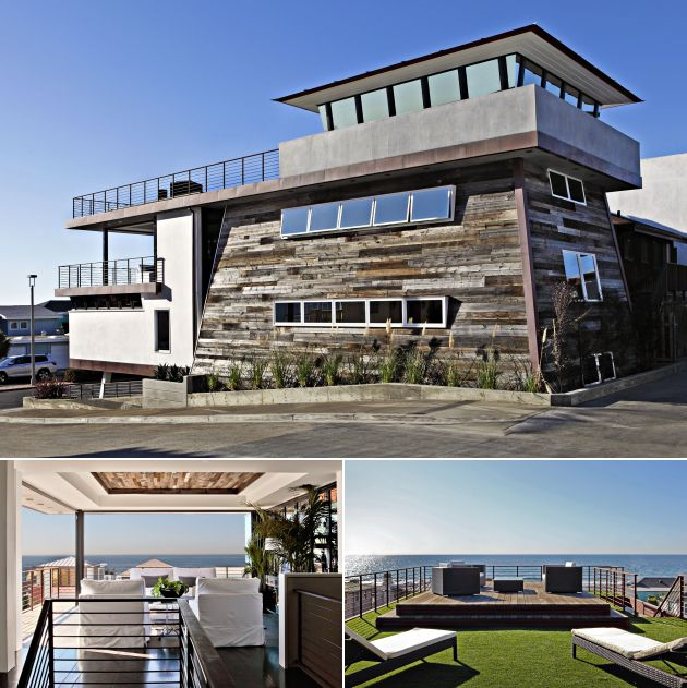 The Lifeguard Tower Residence By Lazar Design Build