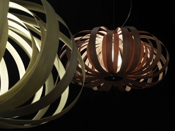 Modern Round Lighting