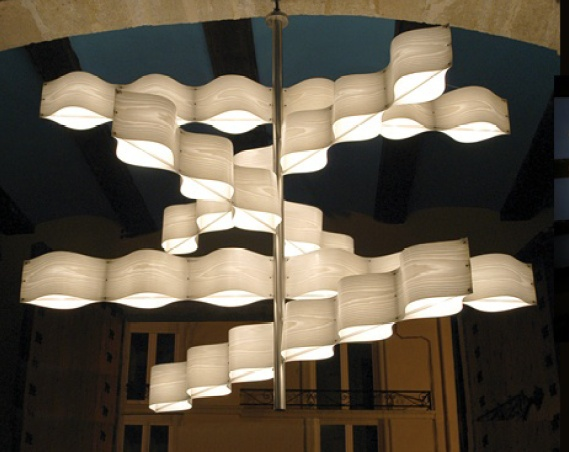 Hola Mastil 10 Pendant Light