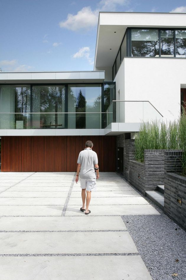 House In Bosch En Duin By Maas Architects Amazing Ideas