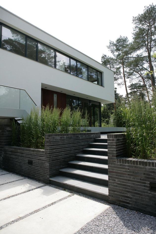 Good House In Bosch En Duin By Maas Architects Great Pictures