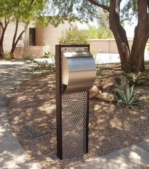 Contemporary Mailboxes