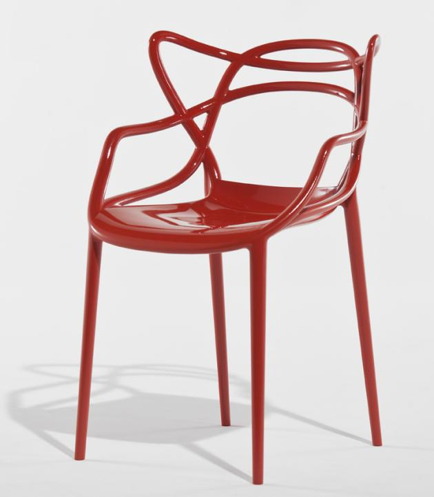 The Masters Chair by Philippe Starck for Kartell & The Masters Chair by Philippe Starck for Kartell | CONTEMPORIST