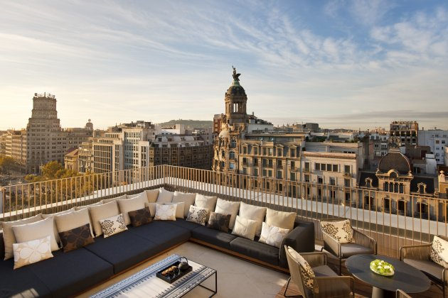 The Mandarin Oriental, Barcelona