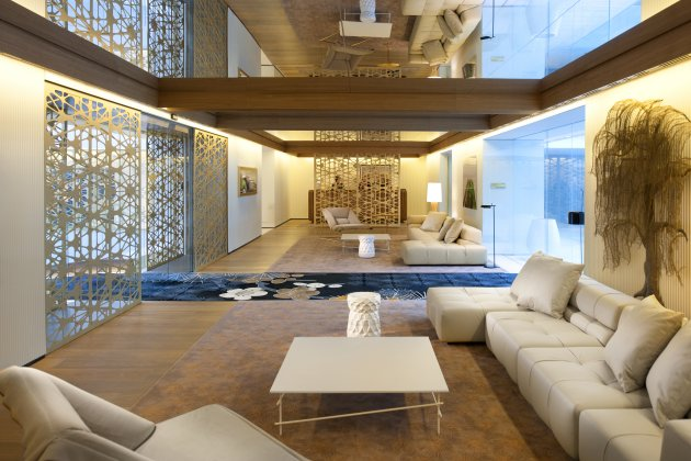 Oriental Interior Design interior of the mandarin oriental hotel in barcelona | contemporist