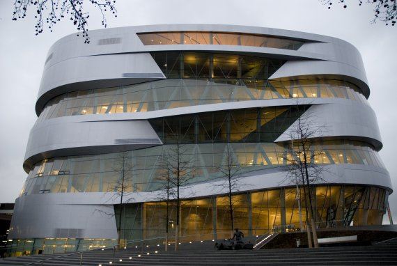 Mercedes-Benz Museum Germany
