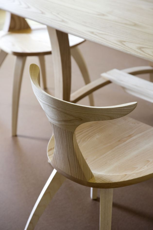 The Meridian Collection From Thos Moser Contemporist