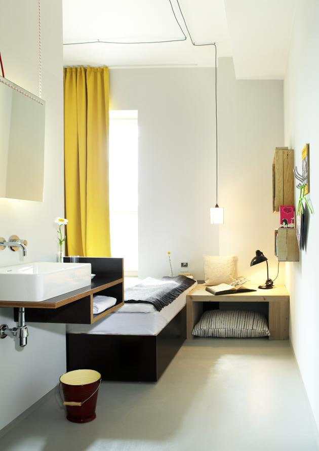 Berlin Hotel Michelberger the michelberger a designer budget hotel in berlin contemporist