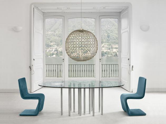 The Mille Table by Bartoli Design »  CONTEMPORIST :  interior design seats chair simple