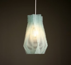 Glassicle Chandelier