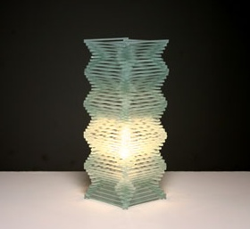 Glassicle Table Lamp