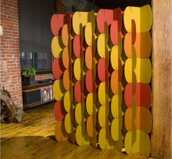 Modern Wall Partition