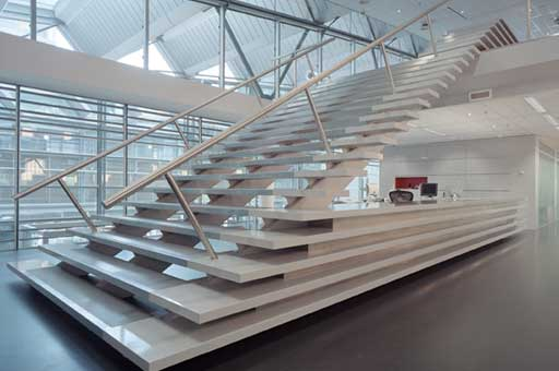 Staircase architecture  Contemporary Stairs | CONTEMPORIST