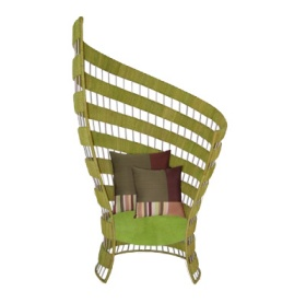 Green Calla Chair