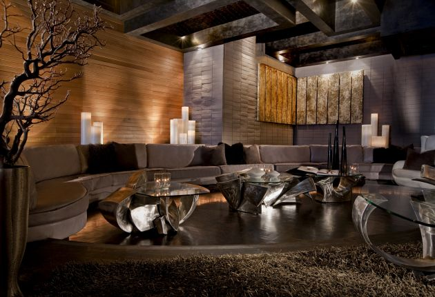 ... design and architecture: My House Nightclub by Dodd Mitchell Design