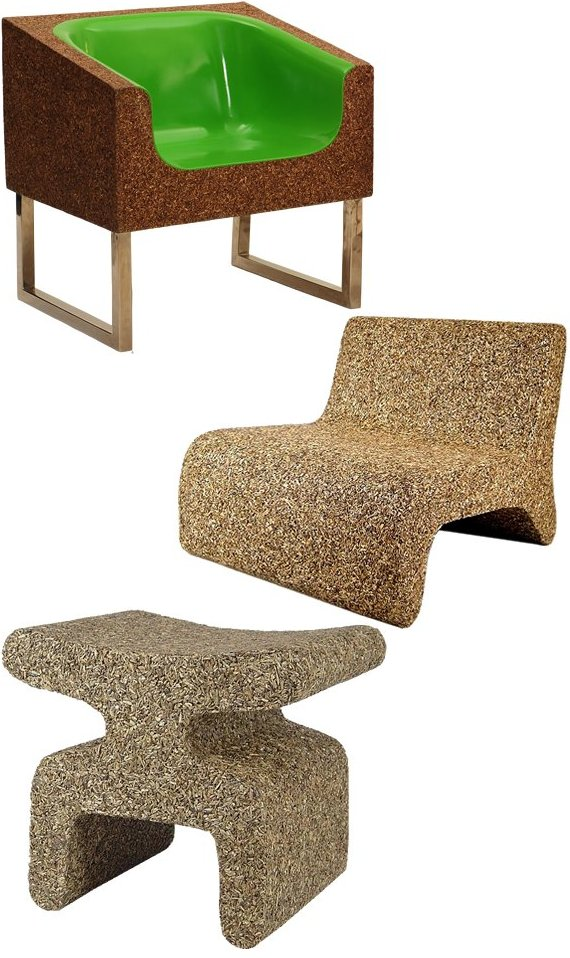 Ecofriendly furniture Flat Packed Yliving Ecofriendly Furniture From Naturescast Contemporist
