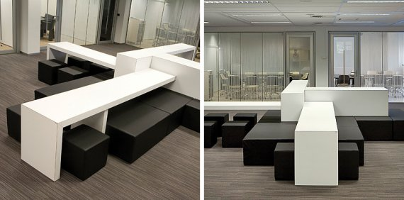 Meta Fora Office Furniture By Rohde Grahl Contemporist