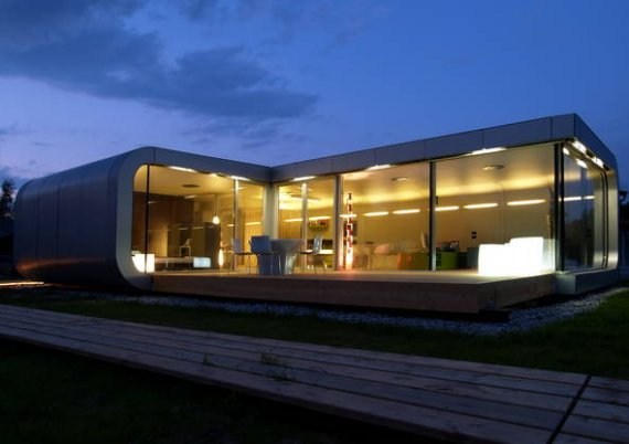 The Nomadhome By Gerold Peham | Contemporist