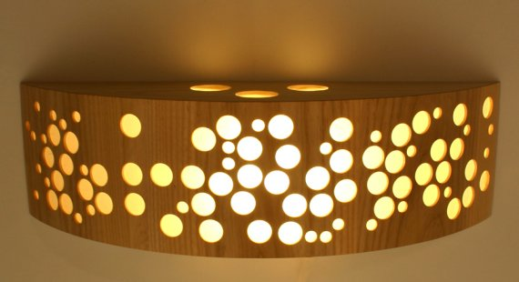 Modern World Sconce