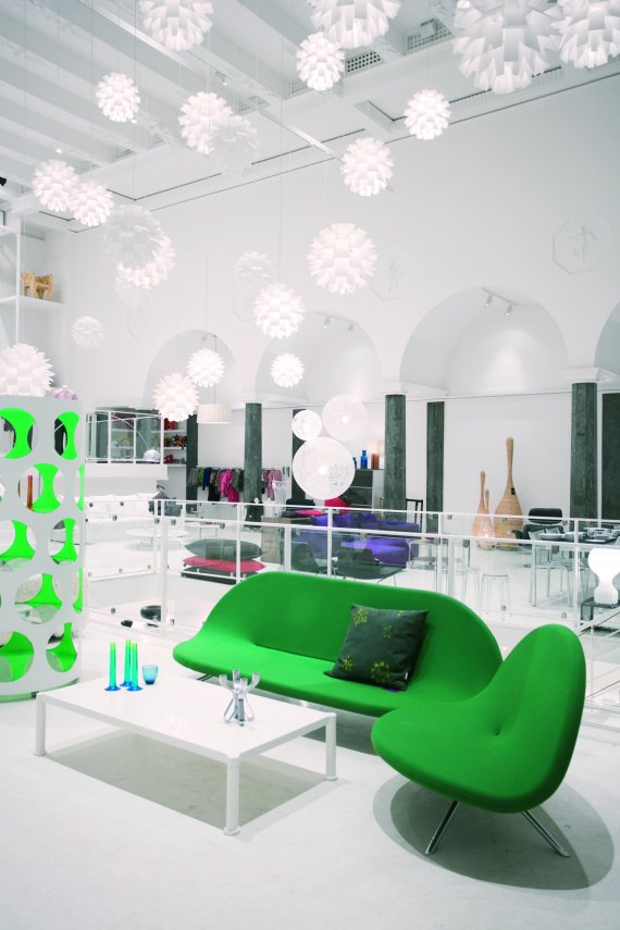 Retail interior inspiration from normann copenhagen for Interior design agency copenhagen