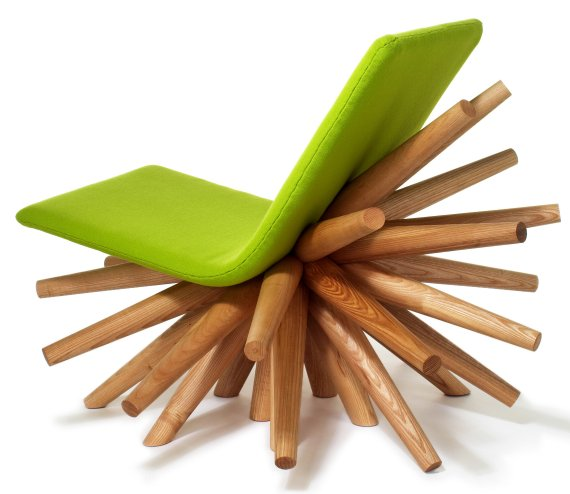 The Burst Chair
