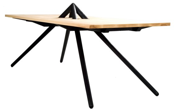 Dining Table by Oliver Tilbury