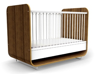 Baby Crib from Ooba.com