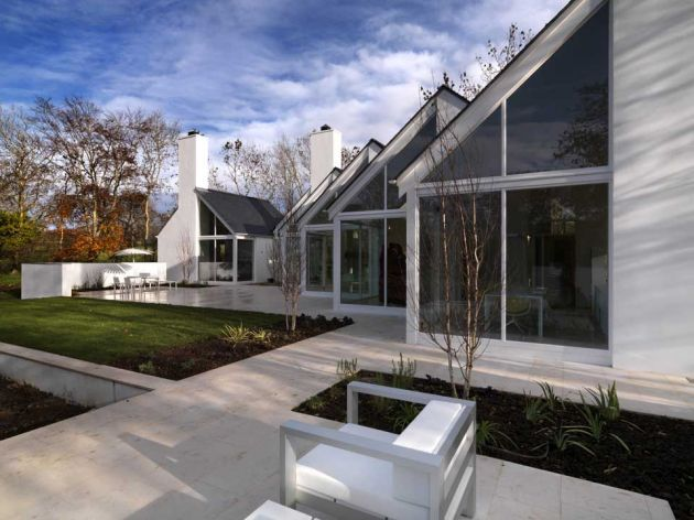 The Origami House By Jane D Burnside Architects CONTEMPORIST