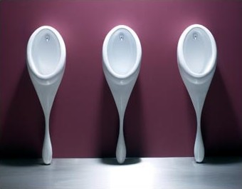Spoon Urinal