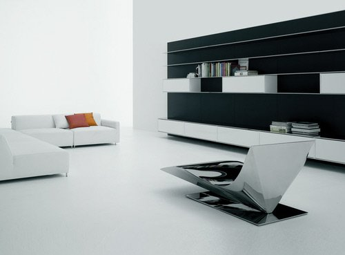Stainless Steel Chaise