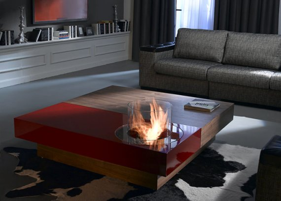 Indoor Fires That Are Hot, Hot, Hot! | CONTEMPORIST