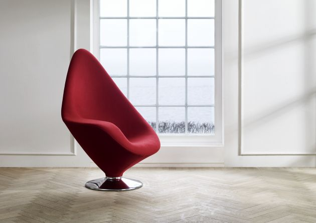 The Plateau Lounge Chair By Erik Magnussen Contemporist