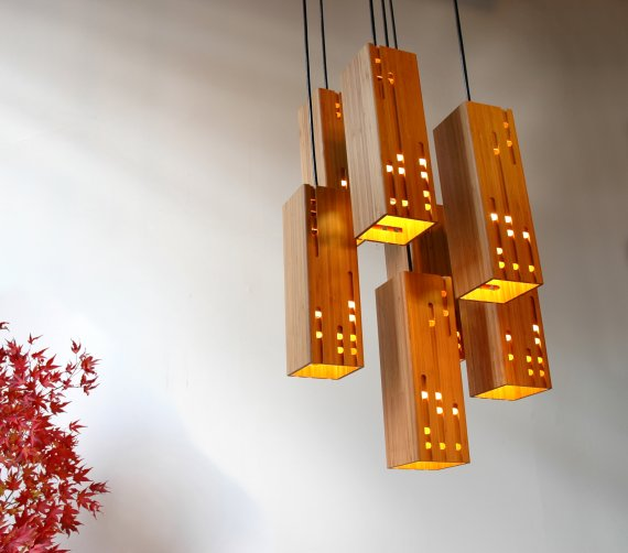 Contemporary Lighting From Propellor Design