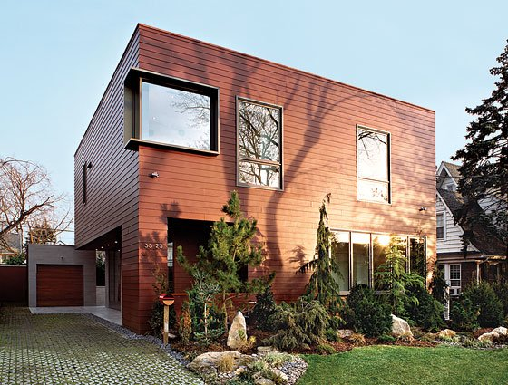 Modern House in Queens New York