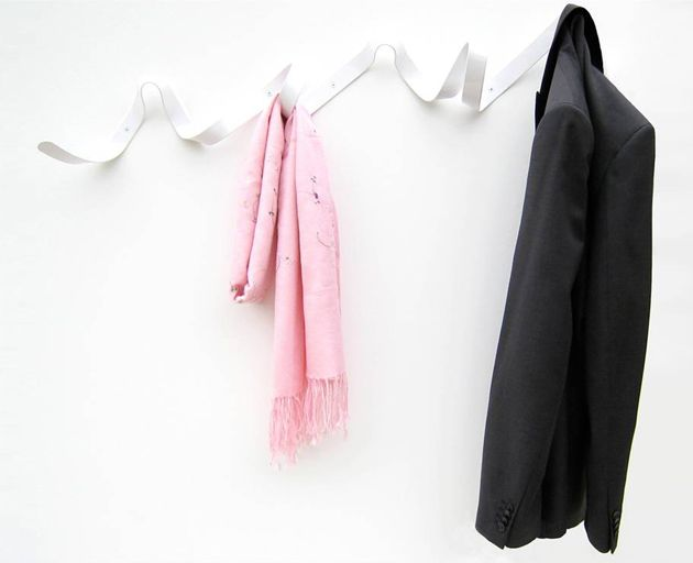 The Ribbon Coat Rack by HeadSprung