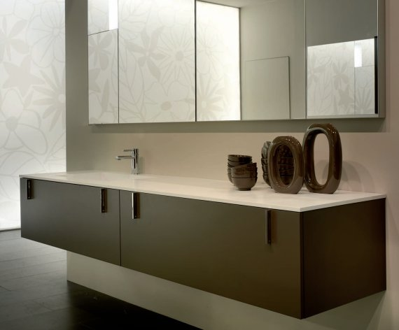 Fonte Bathroom Vanity
