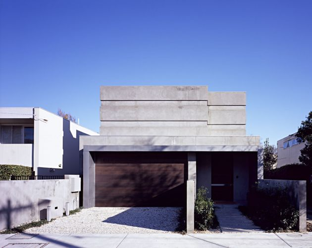 The Ross Street House By Robert Mills Architects